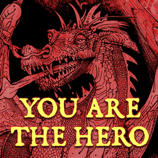 You Are The Hero Avatar