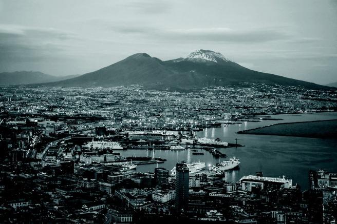 Vesuvio Salvatore Monetti Pixabay